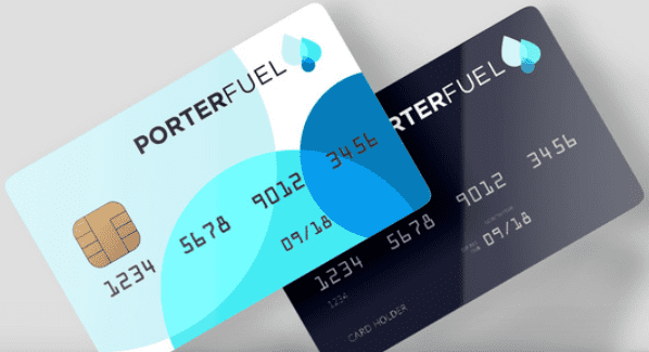 Porter Freight Fuel Card