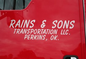 Rains & Sons Transportation